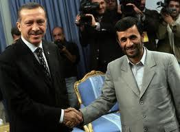 Erdogan & Ahmadinejad