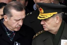 Erdogan was not able to placate the Generals