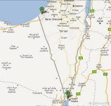 Israel-Egypt Border: Sinai, Negev, Eilat, Gaza