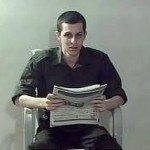 Sign of life - Gilad Shalit