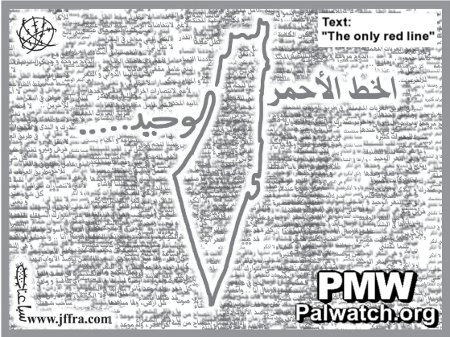Palestine: The Red Line