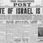Birth of Israel in Headlines