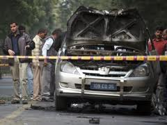 Car Bombed in Delhi Attack