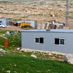 MILLION DOLLAR 'HOMES' FOR PALESTINIANS BUILT ILLEGALLY